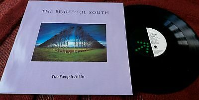 The Beautiful South - YOU KEEP IT ALL IN - 12 inch vinyl record