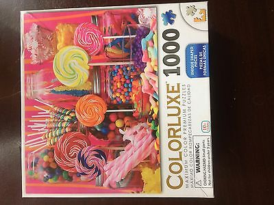 1000 Piece Candy Puzzle