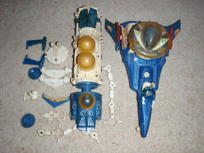 Vintage micronauts collection