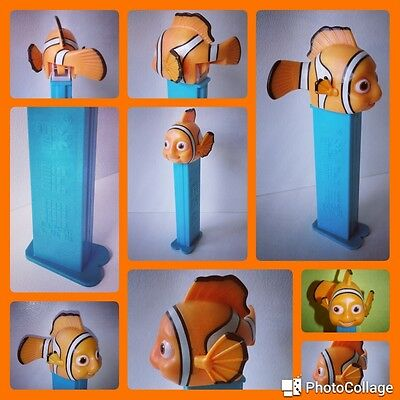 Disney Pixar Finding Nemo PEZ candy sweet lolly Dispenser