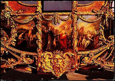 Royal State Coach -  Detail Of Panel By Cipiani
