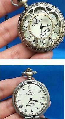 collection of bronze sculpture machinery old pocket watch