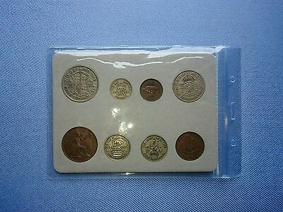 1947 Coin Year Set In Display. (Great 59TH Birthday Gift Idea).��.