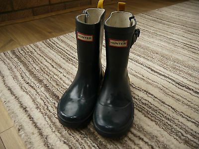 Hunter Wellies Childrens Size 11