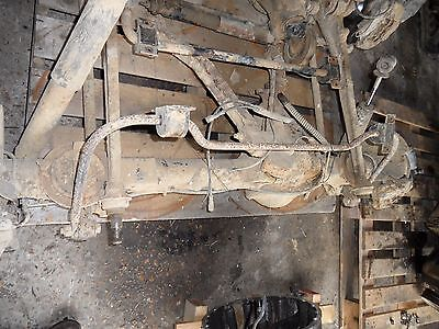 Land Rover Discovery 300TDI Rear axle with ABS 1998