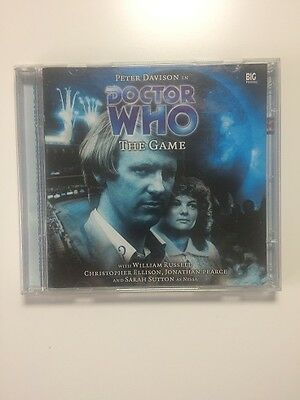 Doctor Who - The Game CD - Big Finish