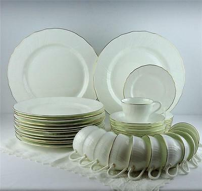 Louisenburg Gold by Villeroy & Boch Dinner Set - Service for 12 - 50 Pieces