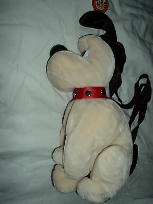 Gromit Dog Back pack from the Wallace & Gromit limited 1989 in good condition