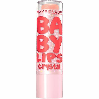 Maybelline Baby Lips CRYSTAL 135 GLEAMING CORAL
