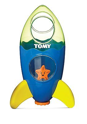 Baby Bath Toy TOMY Fountain Rocket Bathroom Laugh Fun for Children Kids Toddlers