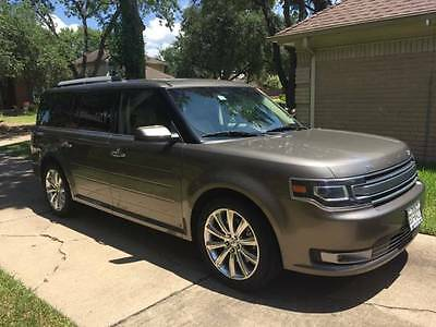 2013 Ford Flex Limited Ford Flex Limited 2013, Fully Loaded-Nav/Leather, New Tires, PRISTINE! 1 OWNER!