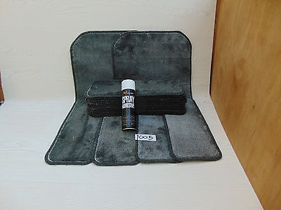 Stair pads / treads 16 off and 2 Big Mats with a FREE can of SPRAY GLUE 1005-1