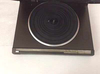Tocadiscos  Technnics Model SL-L1 DIRECT DRIVE AUTOMÁTIC TURNTABLE SYSTEM