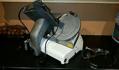 metcalfe industrial catering meat bacon slicer