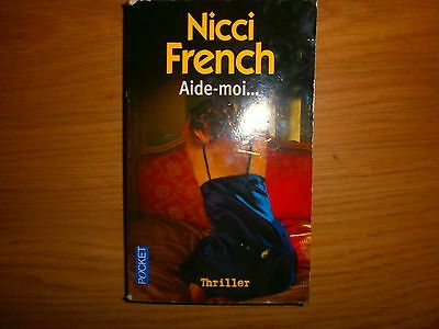 Aide moi , Nicci French