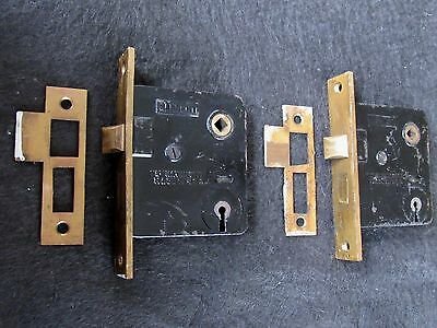 ONE Antique High Quality SARGENT & Co. Mortise Lock from Old Church 2 Available