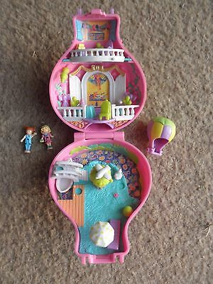 Polly Pocket Up Up and Away playcase Bluebird 1997