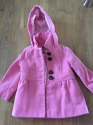 Girls Coat From Next Age 2-3 Years