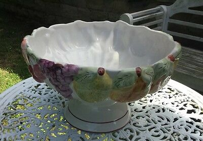 Large Ceramic Dish, Fruit Bowl Collection Only Wakefield