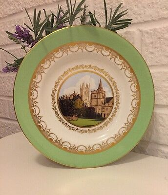 Crown Derby Plate. Very Collectable