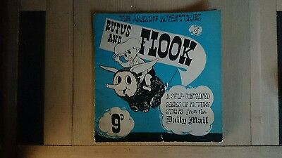 Rufus and Flook, by Trog, 1st Daily Mail issue paperback