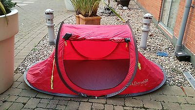 Eurohike (2 Person) Pop-up Tent