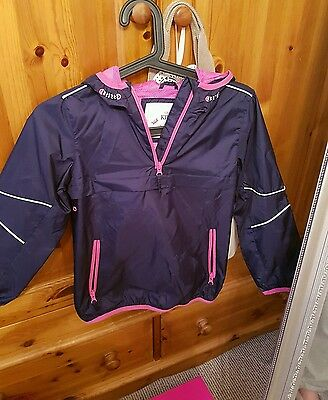 M&S pull on jacket 7-8yrs