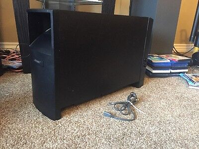 Bose Acoustimass 10 series III Speaker System Subwoofer only