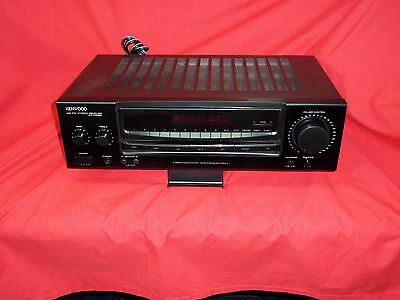 Kenwood Am/fm Stereo Receiver Kr-A360