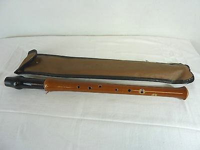 Vintage Rosetti Recorder With Lebu Mouth Piece                              #cr#