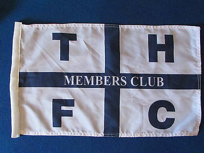Tottenham Hotspur FC Flag - Members Club