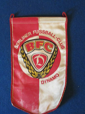 Dynamo Berlin Football Club - Pennant - Early 1980's