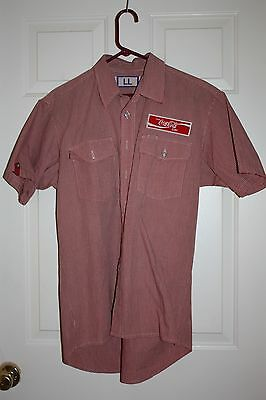 Coca Cola Delivery Shirt - Short Sleeves