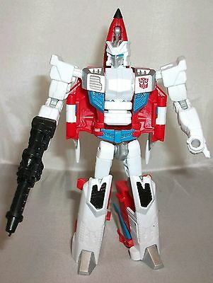 FIREFLIGHT deluxe transformers combiner wars g1 AERIALBOTS SUPERION FIREFLY
