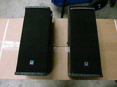 Turbosound TQ220 speakers