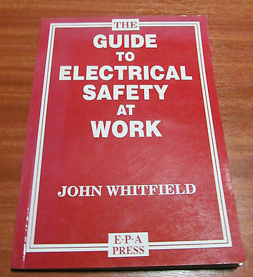 Guide to electrical safety at work