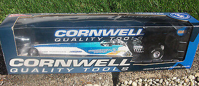 Cornwell Tools 1:24 Scale Die Cast Top Fuel Dragster Strasburg Racing NIB New