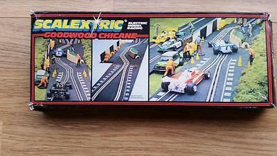 Scalextric Goodwood Chicane C177 in good used condition