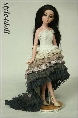 """Style4doll - Lace Dress for Ellowyne Wilde 16"""""""