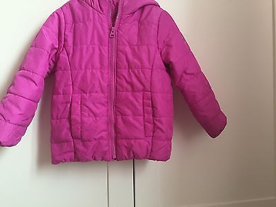Girls Gap Coat Age 4 (small Fit)