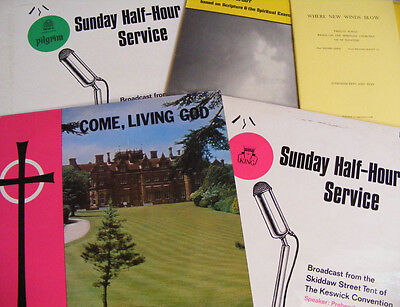 CHRISTIAN PRIVATE PRESS 1970s LPs  Selection Of 4 Records In Lovely Shape.