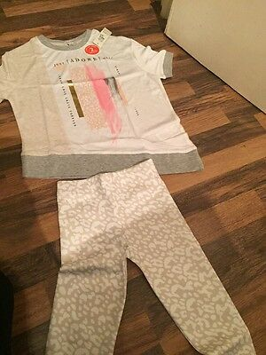 BNWT River Island Outfit For Girl Age 3/4