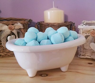 Bath Bomb Lush Pampering Therapy Mango Scented Chill Pill  Relaxing 12g