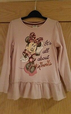 minnie mouse top and leggins 5-6