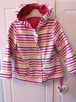 Girls Stripey Jacket Age 2-3