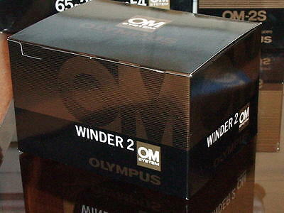 Olympus Om Winder 2 New In Box