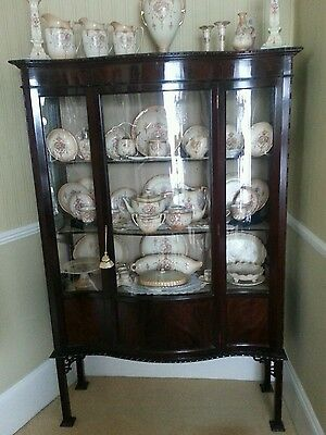 Victorian/Edwardian Display Cabinet
