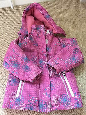 Girls Gorgeous Winter Coat 2-3 From Peacocks