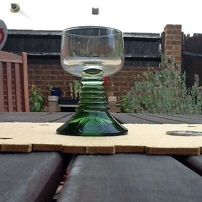 Minature German Wine Glass - Collectable