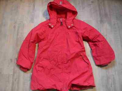 TICKET TO HEAVEN chice Ballonjacke rot Gr. 122 TOP BI1116
